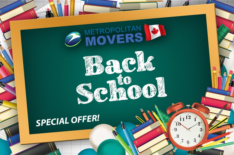 Back to School Moving Tips
