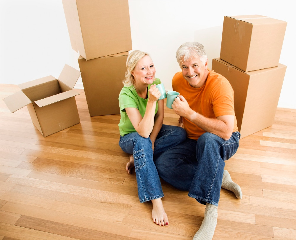Movers For Seniors: Tips For An Easy Transition
