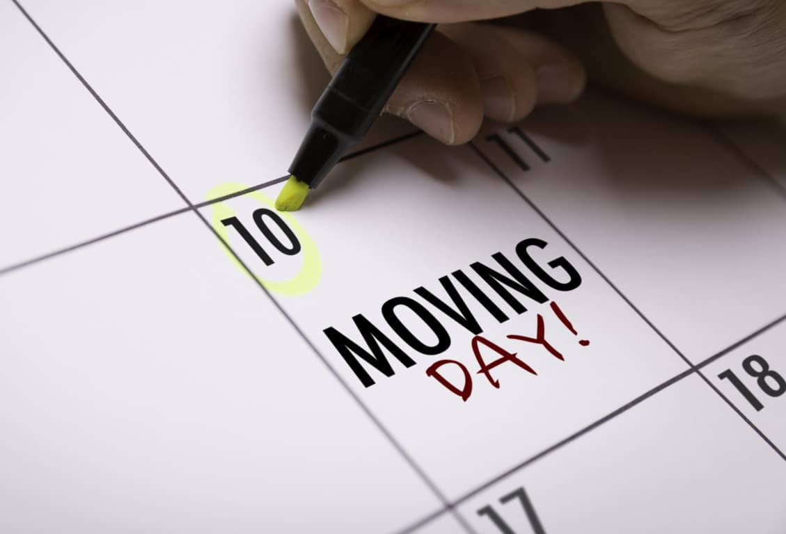How to Organize a Move: What to Do Weeks Before Moving Day