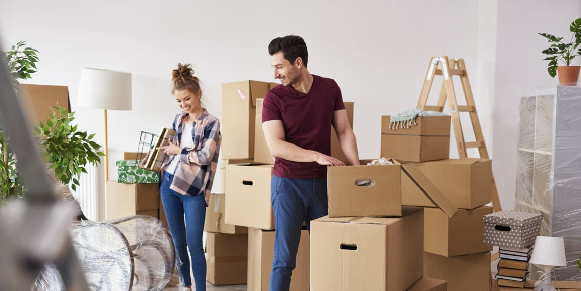 What can you do in advance to reduce the stress of a move?