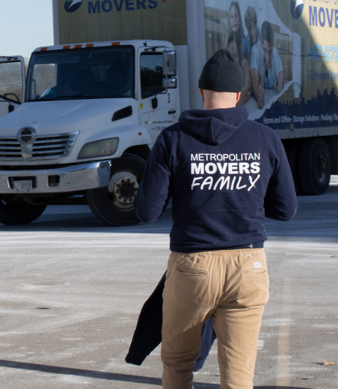 Moving Company Canada | Professional Movers | Metropolitan Movers 1